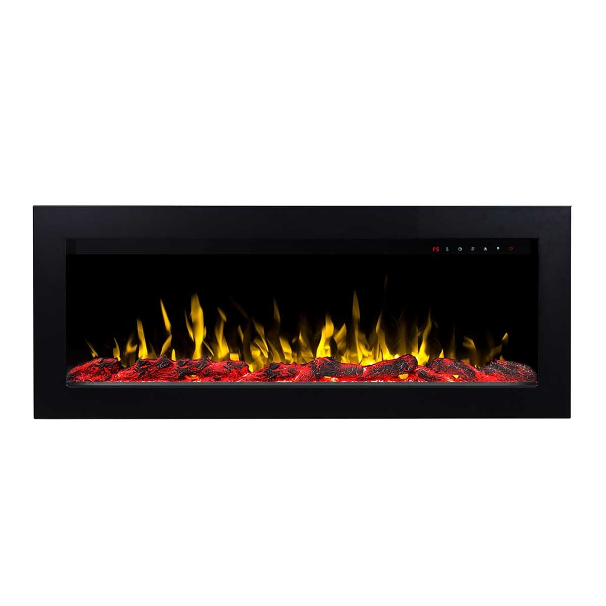 Sonata 1500W 45 inch Built-in Recessed Electric Fireplace