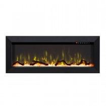 Herman 1500W 45 inch Built-in Recessed Electric Fireplace