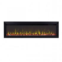 Herman 1500W 60 inch Built-in Recessed Electric Fireplace