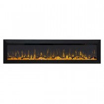 Herman 1500W 72 inch Built-in Recessed Electric Fireplace